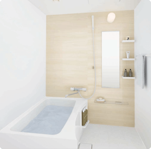 LIXILの集合住宅用ユニットBWシリーズ