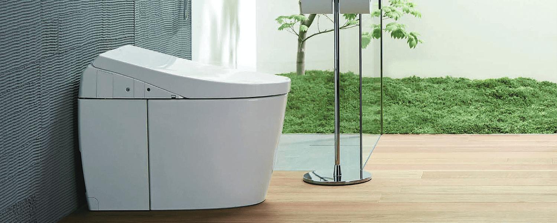 アクアガードで省エネ・節水タイプのお掃除らくらくトイレに変えませんか